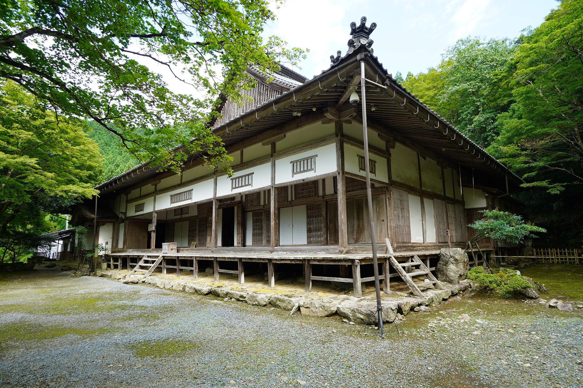 高源寺「方丈」