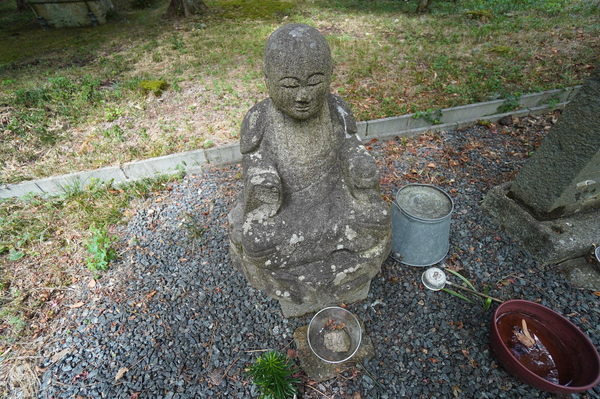 高山寺 手切地蔵菩薩