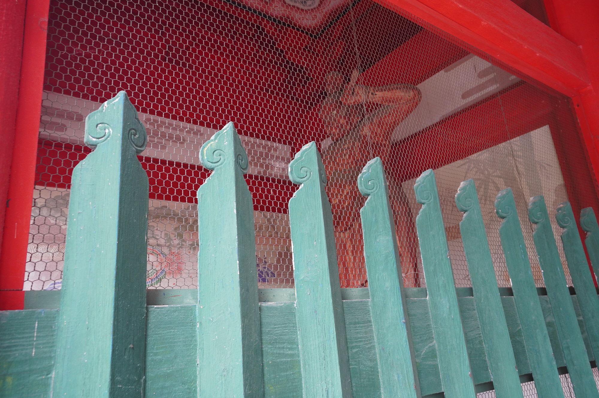 丹波市高山寺の仁王像
