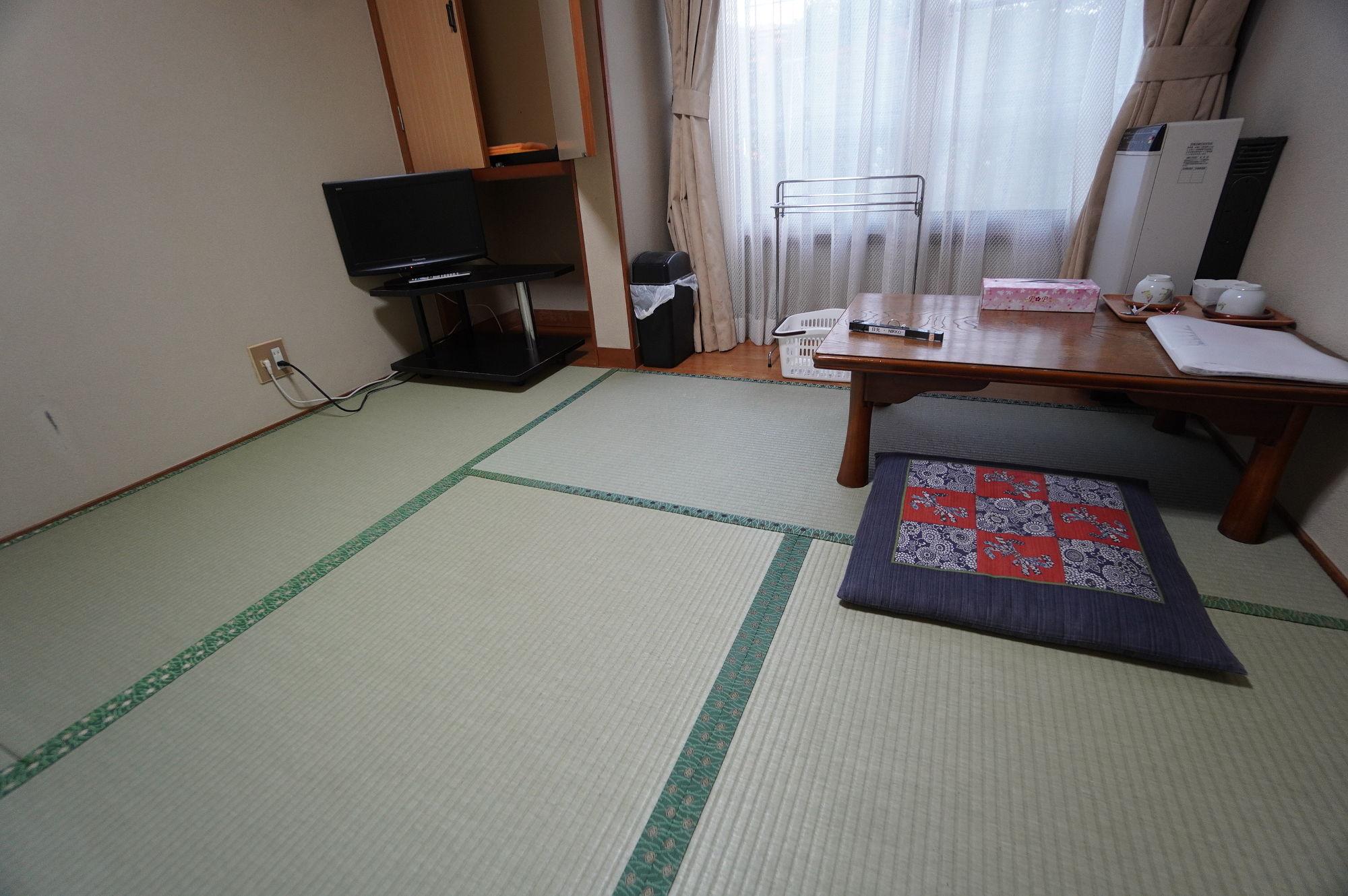 「元箱根ゲストハウス」の部屋