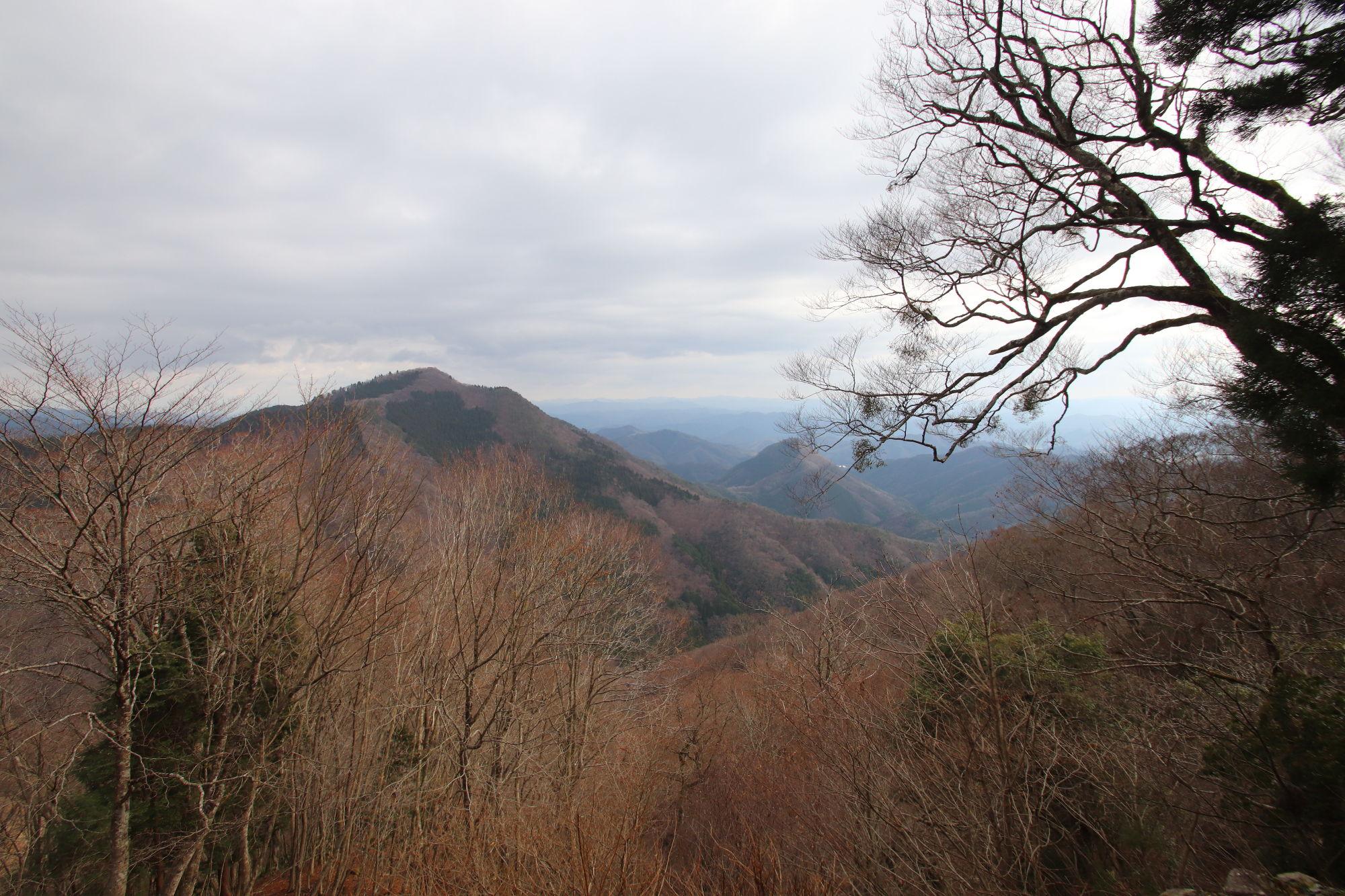 大江山から見える景色