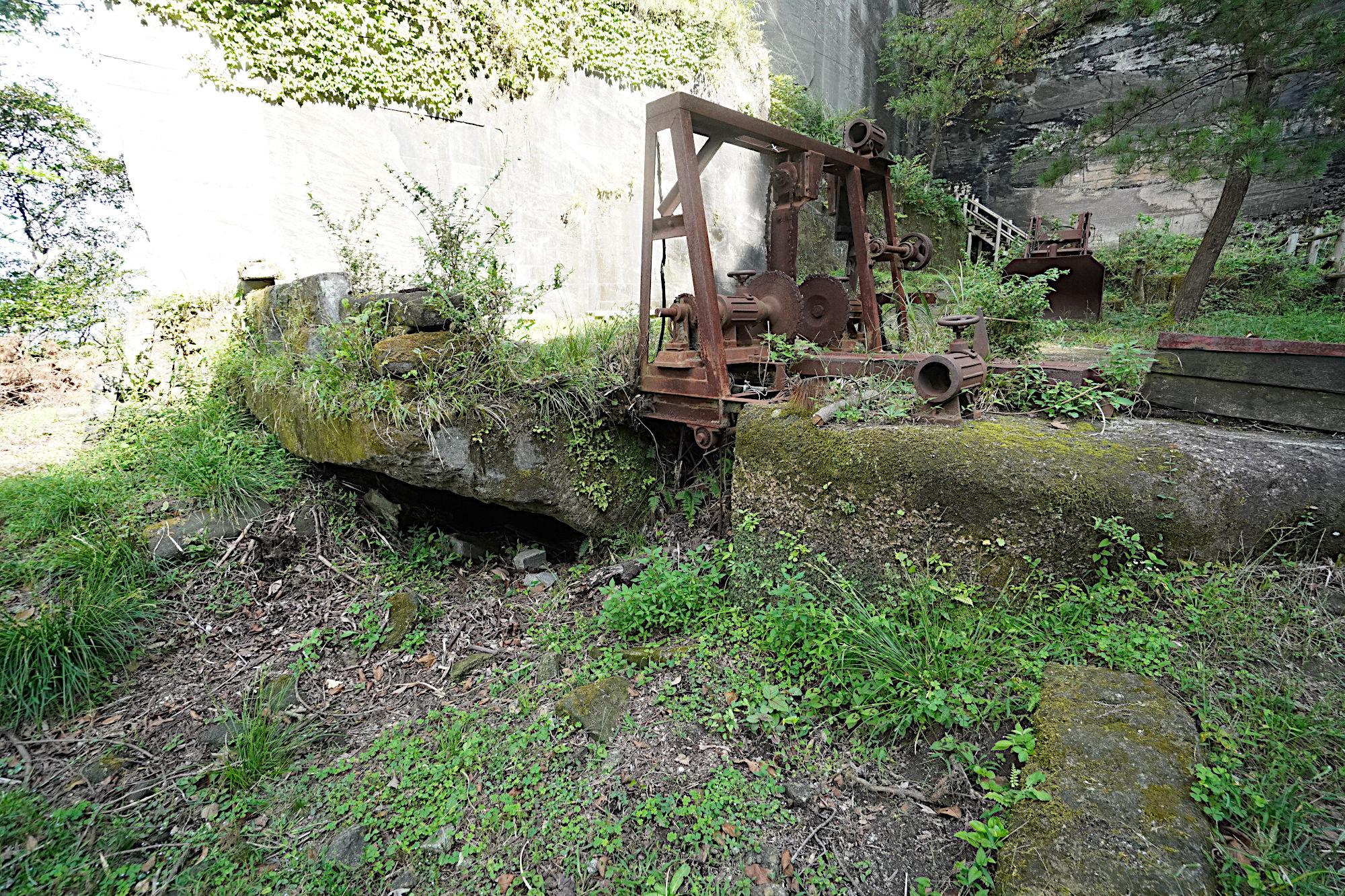 石切場遺跡